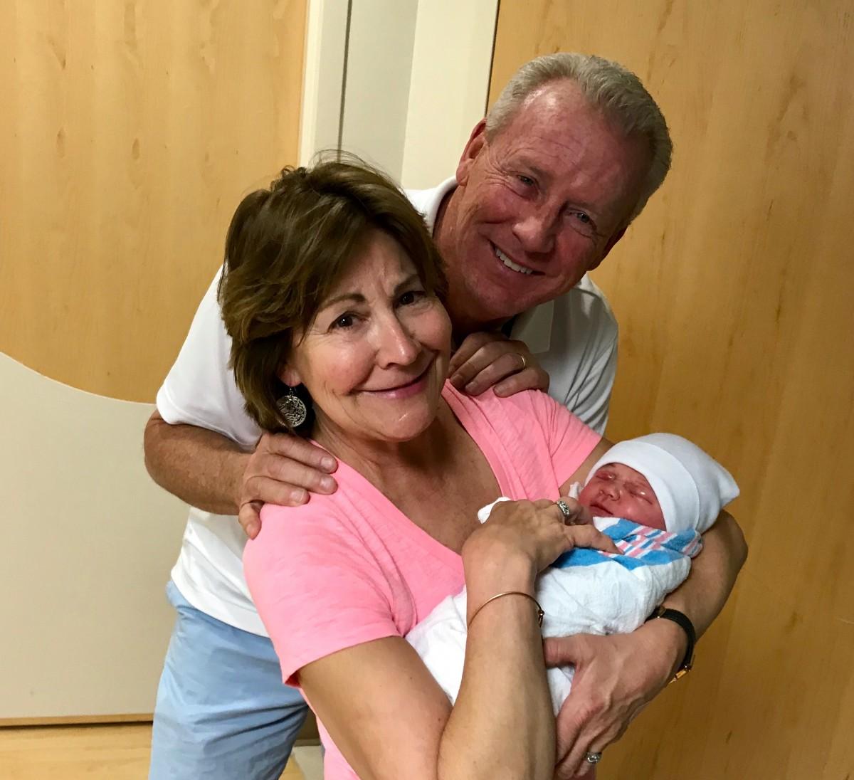 Camryn Birth Story