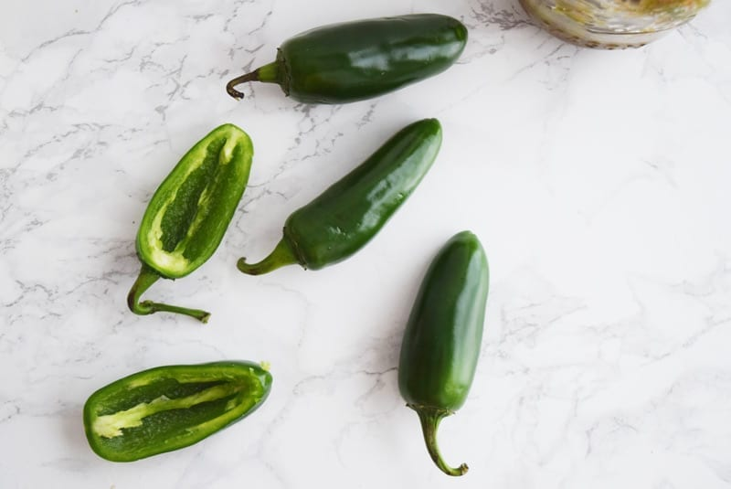 Local Jalapenos from Bailey Farms