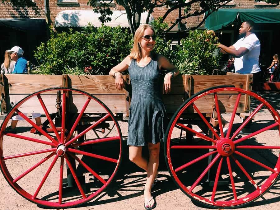 Behind the scenes of blogging