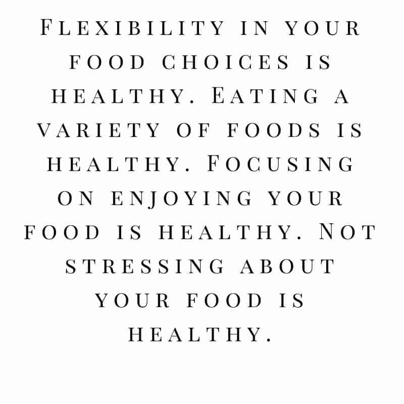 Comprehensive list of intuitive eating resources includes quotes, books, videos, podcasts, blogs and more to help you learn and embrace intuitive eating.