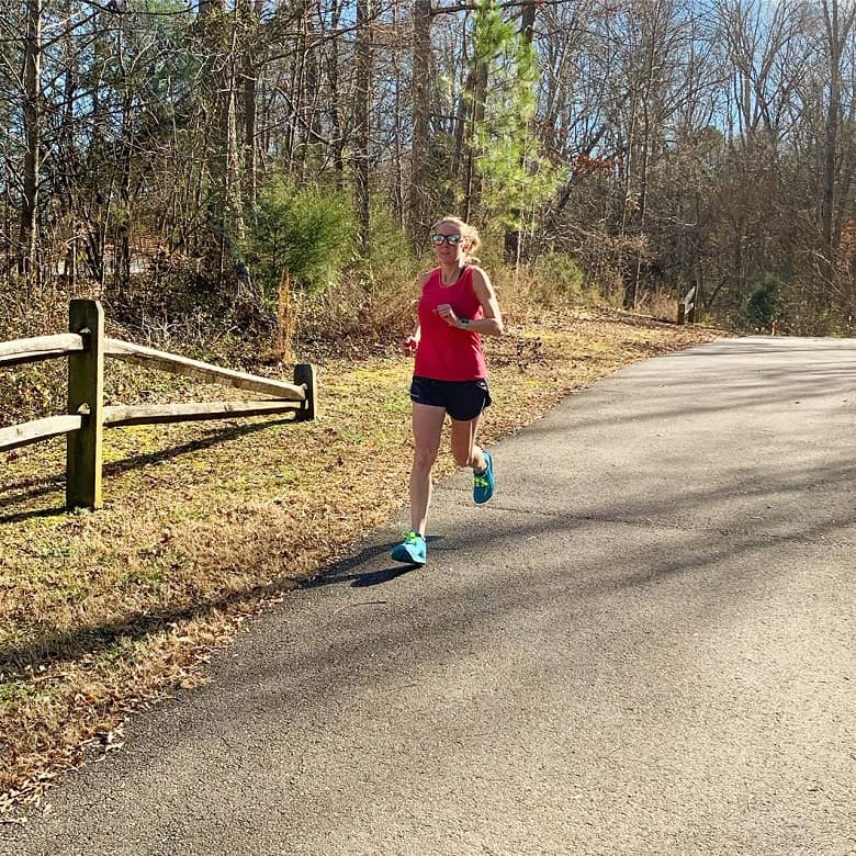 Postpartum Running Workout