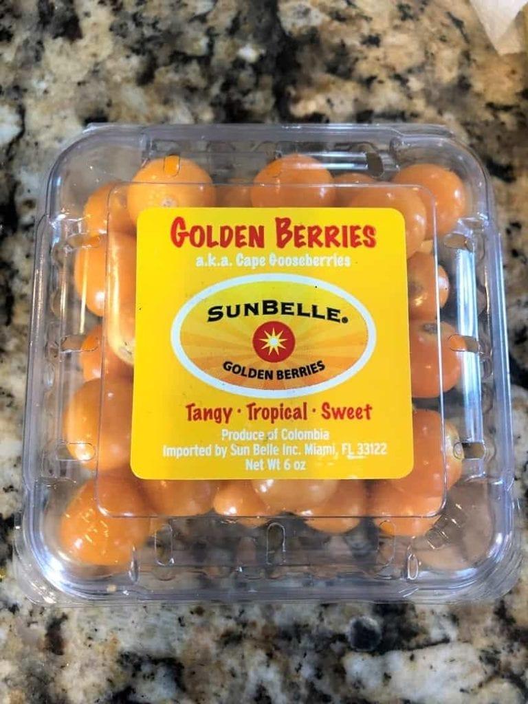 Goose Berries (aka Godlen Berries)