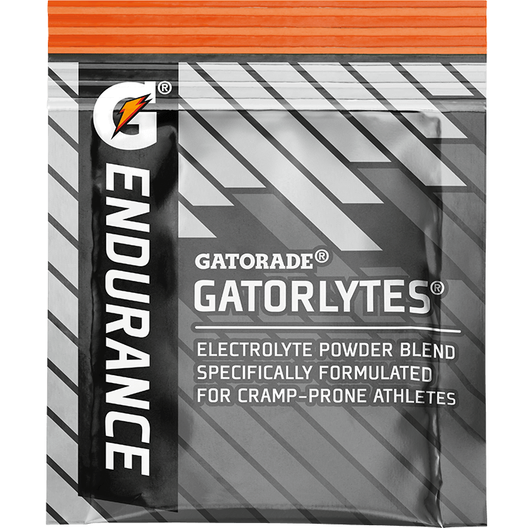 Gatorade Gatorlytes product, an option of electrolytes for runners