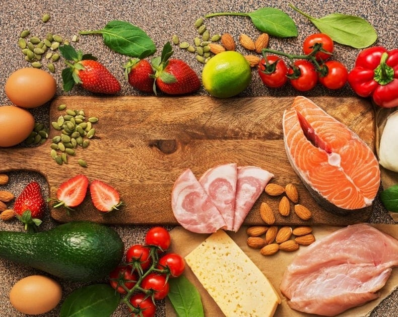 High Fat Foods for Runners (fish, eggs, nuts, cheese)