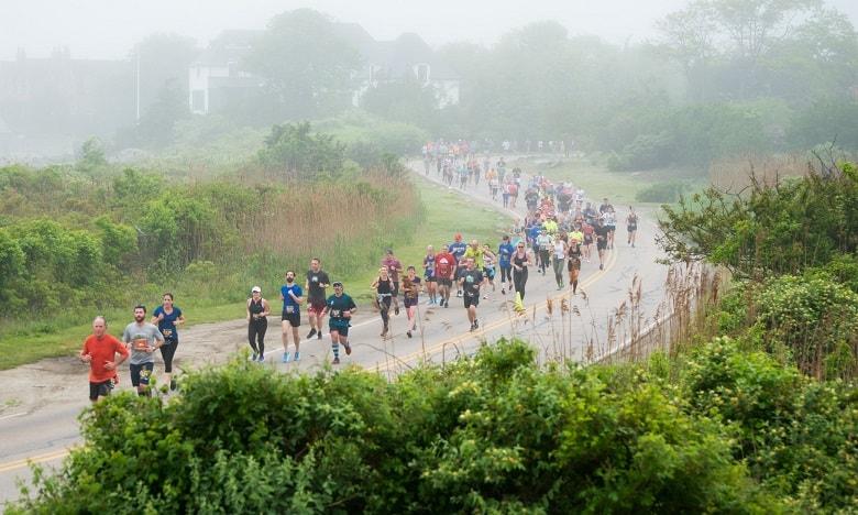 Newport 10 Mile Course
