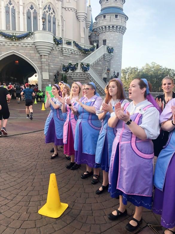 Characters in the Magic Kingdom