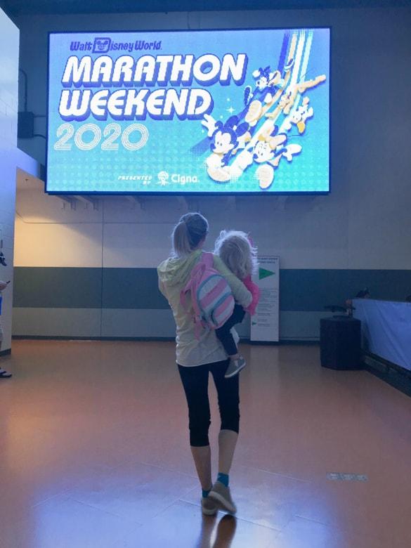 Disney Marathon Weekend 2020