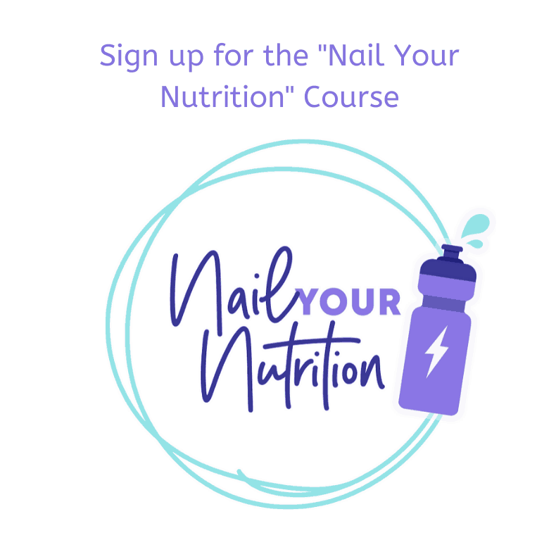 nail your nutrition logo