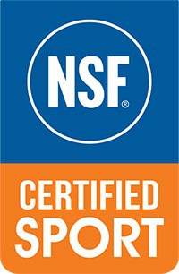 NSF Certified for Sport Label