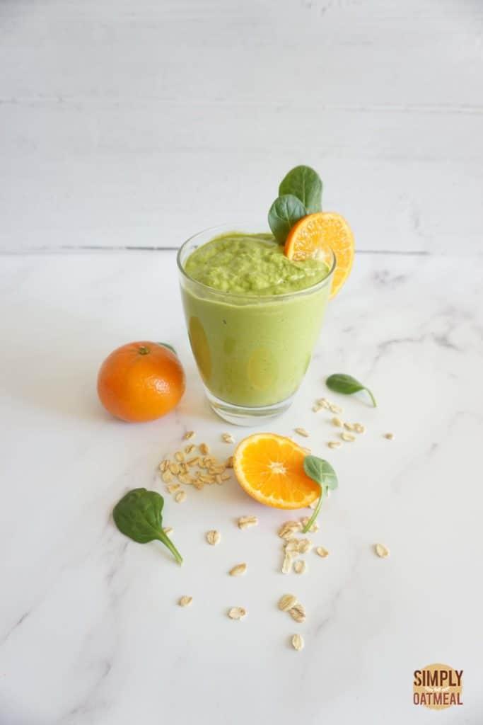 avocado lactation smoothie