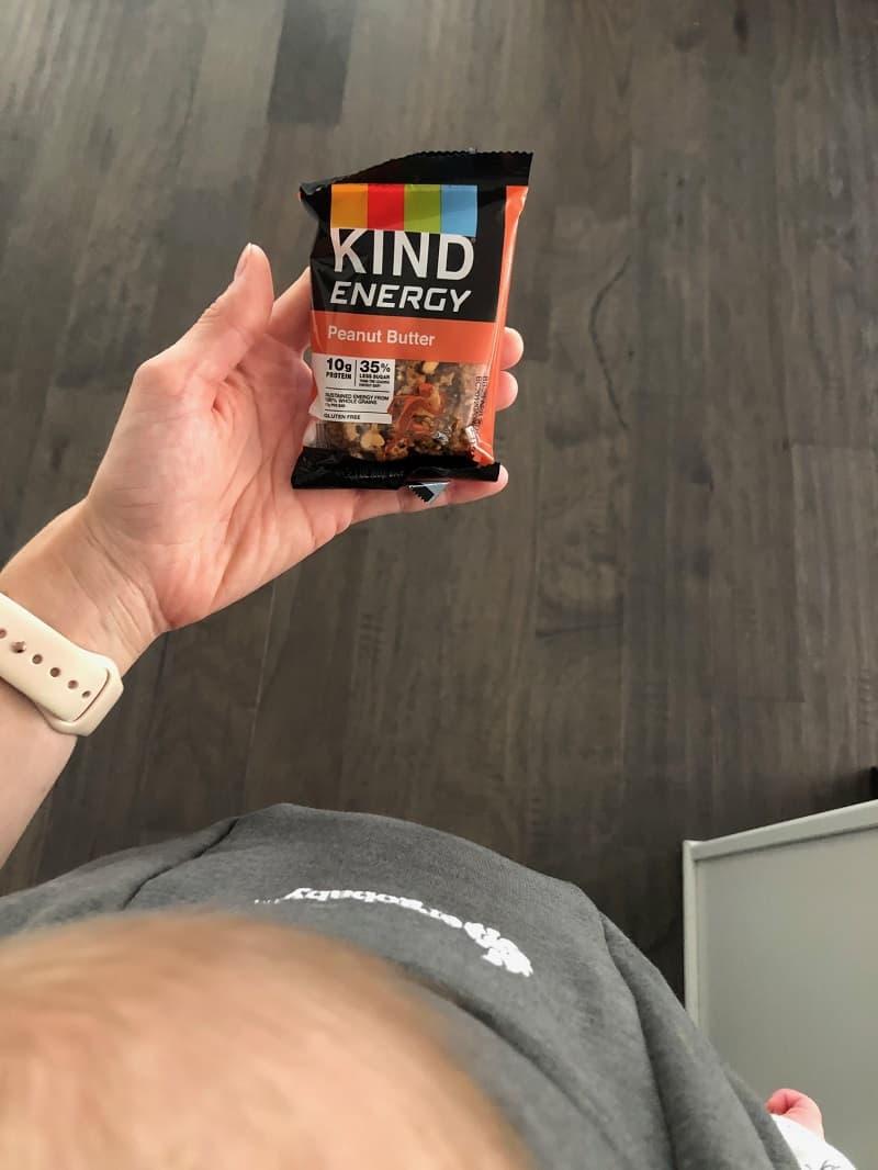 Peanut Butter Kind Energy Bar