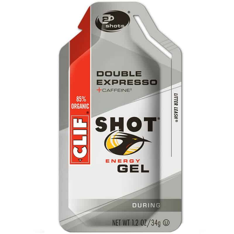 clif shot double espresso