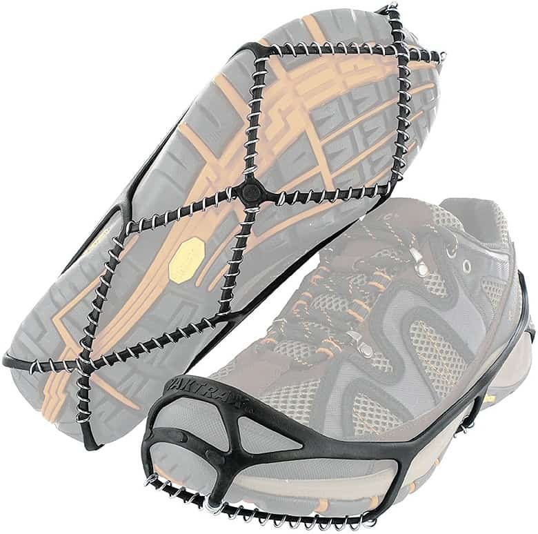 yaktrax traction cleats for running