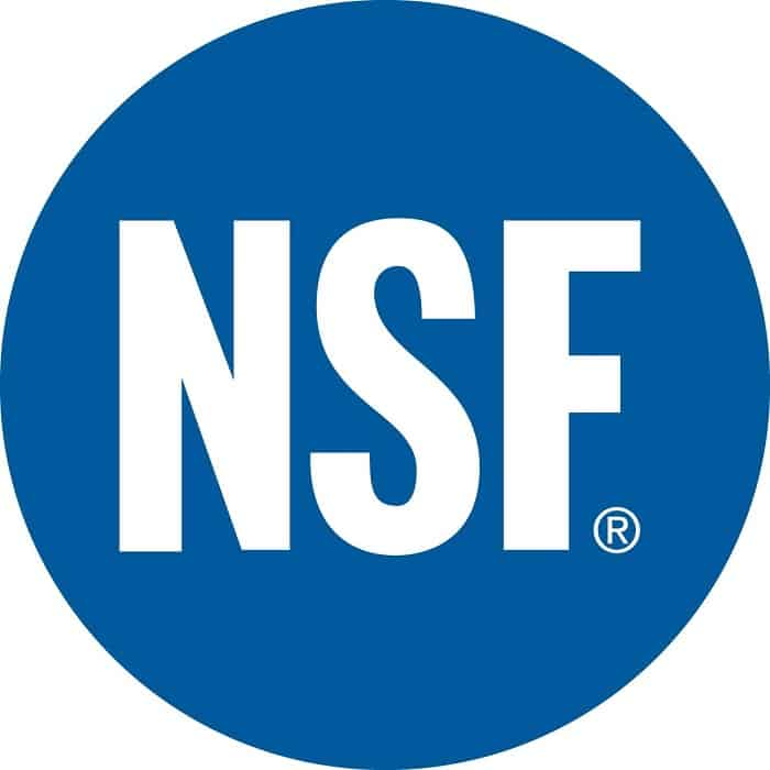 NSF for sport supplement label