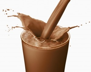 chocolate milk,  pre and post workout nutrition